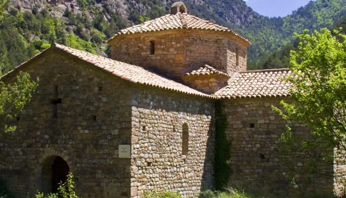 Monasterio de Sant Pere de Graudescales